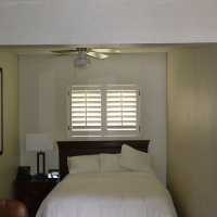 Bedroom Window Shutter Design