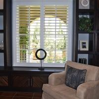 Living Room Window Shutter