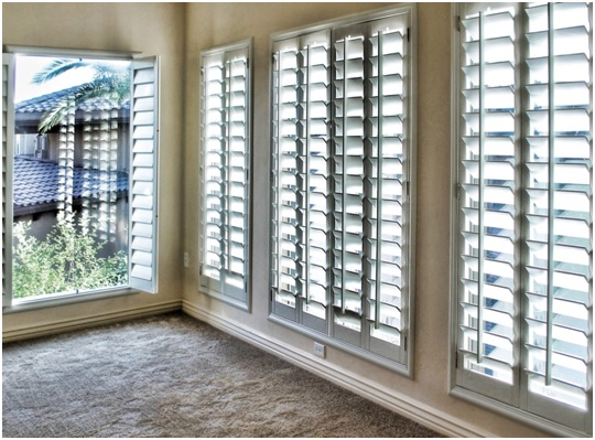 Exterior: All About Plantation Shutters