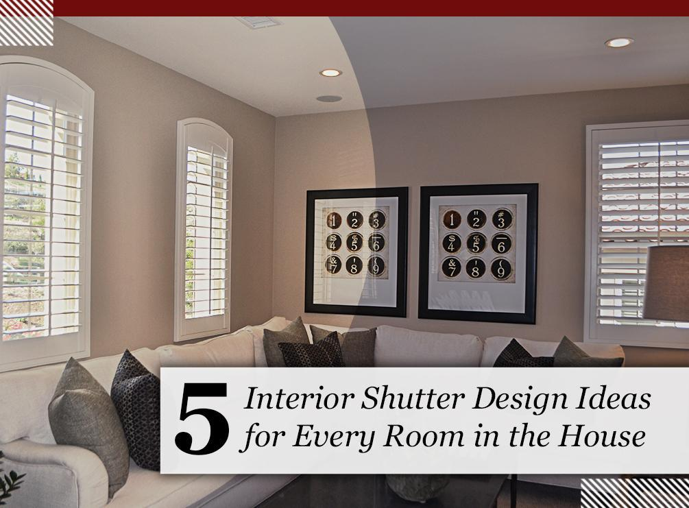 shutter design ideas - Shutter Designs Ideas