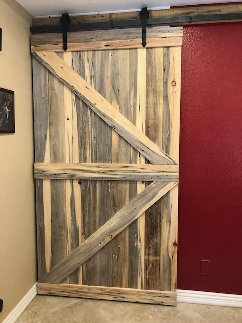 Interior barn doors wholesale shutter company beaumont ca for The barn door company